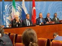 Suriye Anayasa Komitesi ilk toplantısına bugün başlıyor