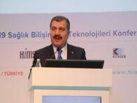 Bakan Koca: Türkiye ABD'den sonra dünyada en çok dijital hastaneye sahip olan ülkedir