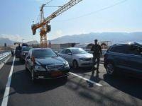 Türkiye'nin 4'üncü büyük köprüsü Hasankeyf'te trafiğe açıldı