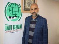 Gaziantep Umut Kervanı'ndan kış yardımı çağrısı
