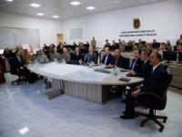 Cumhurbaşkanı Erdoğan, İleri Müşterek Harekât Merkezi'ni ziyaret etti