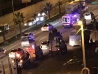 İstanbul'da polis minibüsü kaza yaptı: 3 polis yaralı