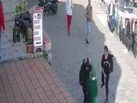 Başörtülülere saldıran kadın tutuklandı