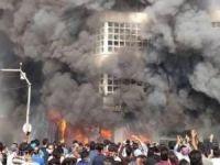 """İran'da """"benzin protestosu"""" liderleri idamla yargılanacak"""