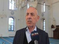 Bozkurt: 'Cami adabına uygun hareket edilmeli'