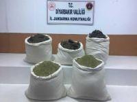 Uyuşturucu operasyonunda 129 kilogram esrar ele geçirildi