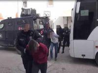 Hakkâri'de PKK'ya yönelik yapılan operasyonlarda 23 kişi gözaltına alındı