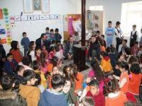 Ağrılı öğrencilerden kardeş okul ziyareti