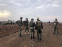 Fırat'ın doğusunda icra edilen on ikinci kara devriyesi tamamlandı
