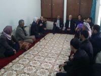 HÜDA PAR Şanlıurfa İl Başkanı Erat Viranşehir'de halkın sorunlarını dinledi