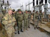MSB: Tel Abyad kırsalına elektrik verilmeye başlandı
