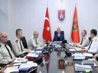 Milli Savunma Bakanı Akar: Libya mutabakatı diğer ülkelerin hakkına taciz değildir