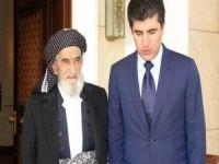 Barzani'den Şeyh Sidîq Ebdulezîz'in vefatına ilişkin taziye mesajı