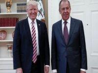 Lavrov Beyaz Saray'da Trump'la görüşecek