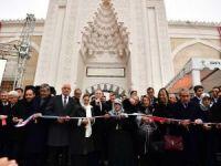 4 bin 500 kişilik cami ibadete açıldı
