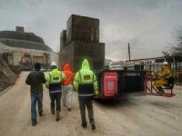 Tarihi Er-Rızk Camisi için taşıma denemesi yapıldı