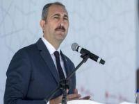 """Adalet Bakanı Gül'den """"17-25 Aralık süreci"""" açıklaması"""