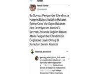"'İslam'a hakarete ceza yok ama Atatürk'ü sevmediğimi söyleyince ceza var!""'"