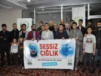 Batman İHH'dan Doğu Türkistan açıklaması
