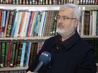 Dr. Üsame Cado: Müslümanlardan daha bilinçli destek bekliyoruz
