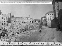 Tarihi camilerde Fransız barbarlığının izleri halen duruyor