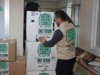 Umut Kervanı ve ASİM'den İdlib'e destek