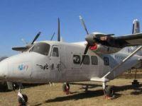 Sri Lanka'da askeri uçak düştü