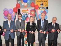 PKK'nın katlettiği öğretmen adına atölye açıldı