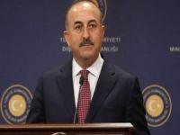 Çavuşoğlu, Filistin Dışişleri Bakanı ile ABD'nin Ortadoğu planını görüştü