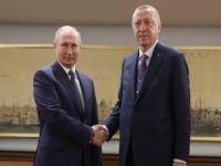 Erdoğan ve Putin'den Libya için ateşkes çağrısı