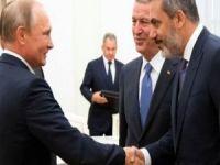 Türkiye ve Suriye istihbarat şefleri Moskova'da görüştü