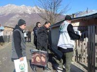 Avrupa Yetim Eli Balkanlarda yardım çalışmalarına başladı