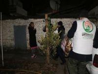 Avrupa Yetim Eli Kosova'da ihtiyaç sahiplerine yardım ulaştırdı