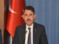 Bakan Kurum: Kanal İstanbul ÇED Raporu'nu onayladık