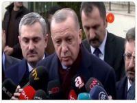 Cumhurbaşkanı Erdoğan: İdlib saldırısı rejimin ateşkese uymadığının açık ispatı