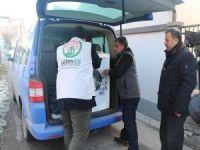 Avrupa Yetim Eli'nden Balkanlarda beyaz eşya yardımı