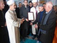 Abdullah Bin Abbas Cami'sinin açılışı yapıldı