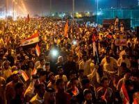 Irak'taki 'işsizlik ve yolsuzluk' gösterilerinde can kayıpları yaşandı
