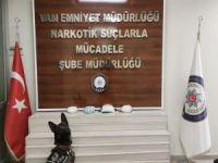 Van'da uyuşturucu operasyonunda 3 kişi tutuklandı