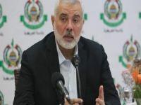 Heniyye: Filistin Yönetimi'yle uzlaşma için 4 seçenek sunduk