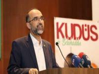 HÜDA PAR Genel Başkanı Sağlam, İstanbul'daki Kudüs mitingine katılacak