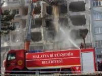 Bakan Yardımcısı Demirtaş: Malatya'da acil yıkılması gereken 53 bina tespit edildi