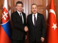 Bakan Çavuşoğlu: Rusya'dan yarın bir heyet Türkiye'ye geliyor