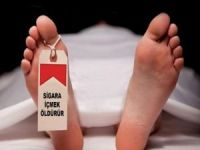 Türkiye'de saatte 12 kişi sigara nedeniyle hayatını kaybediyor