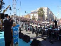 """İTTİHAD-UL ULEMA Genel Başkan Yardımcısı Beşir Şimşek: """"Kudüs bütün Müslümanlarındır"""""""