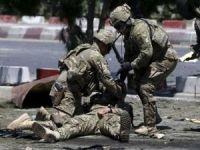 Afganistan'da işgalci ABD askerlerine saldırı: 3 ölü, 9 yaralı