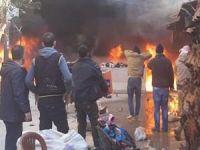 PKK/YPG, Afrin'de sivilleri hedef aldı: 8 ölü, 7 yaralı