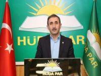 HÜDA PAR: Türkiye, işgal rejimine tepkisinde samimi olmalıdır