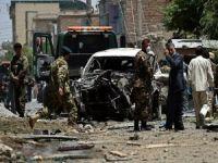 Afganistan'da bombalı saldırı: 5 kişi hayatını kaybetti