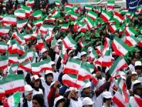 İran halkı, 'İslam Devrimi'nin 41. Zafer Yıldönümü'nü kutluyor